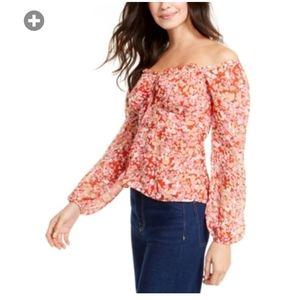 NWT Q & A blouse XS. NWT